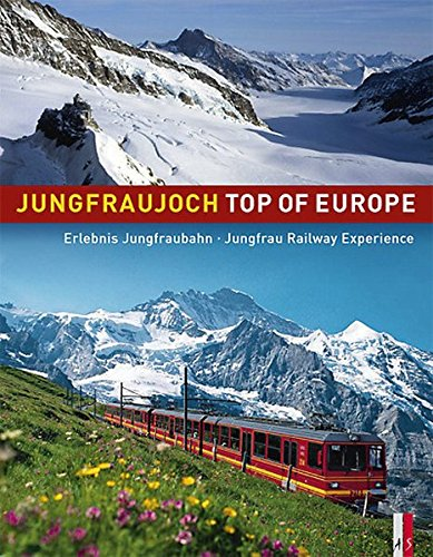 Jungfraujoch Top of Europe: Jungfrau Railway Experience (English and G... - Jungfraujoch Top of Europe Jungfrau Railway Experience English and G