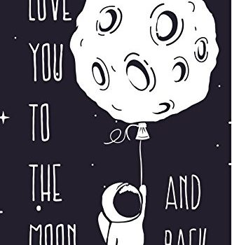 Love You to your Moon and Back: Reasons Why we Love You Book - we Love Yo... - Love You to the Moon and Back Reasons Why I Love You Book I Love Yo 331x350