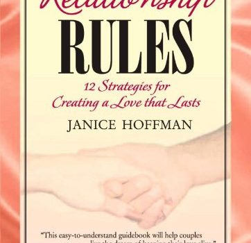 Relationship Rules, 12 Strategies for Creating a Love That Lasts - Relationship Rules 12 Strategies for Creating a Love That Lasts 362x350