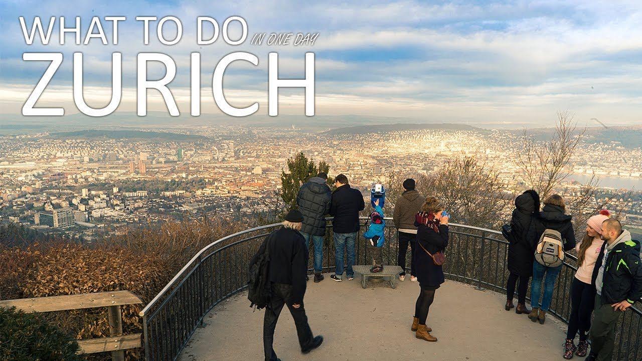 TOP 5 things to do in Zurich | Switzerland