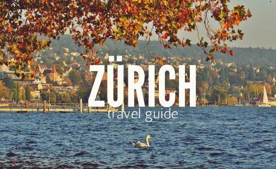 ZURICH Travel Guide, 5 best places in zurich switzerland !!
