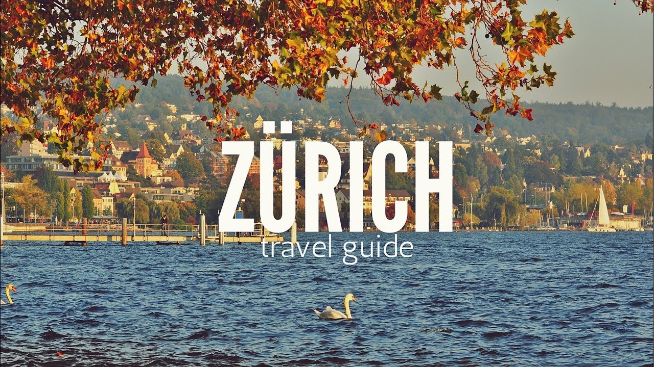 ZURICH Travel Guide, 5 best places in zurich switzerland !!