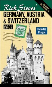 Rick Steves' Germany, Austria, & Switzerland 2001 (Rick Steves' German... - Rick Steves Germany Austria Switzerland 2001 Rick Steves German 181x300