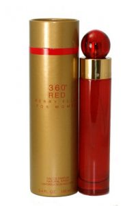 360 Red by Perry Ellis for Women EDP Spray, 3.4 Ounce - 360 Red by Perry Ellis for Women EDP Spray 3.4 Ounce 199x300