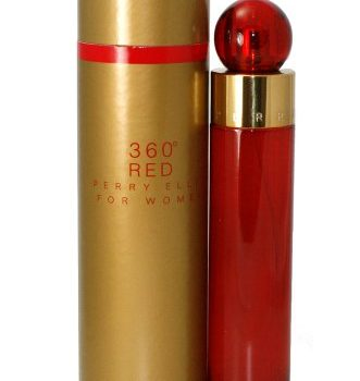 360 Red by Perry Ellis for Women EDP Spray, 3.4 Ounce - 360 Red by Perry Ellis for Women EDP Spray 3.4 Ounce 331x350