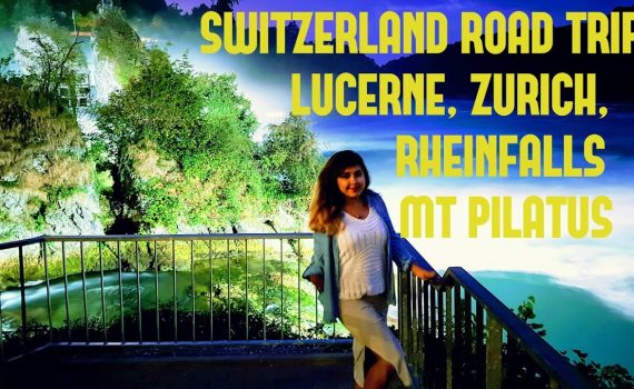 Switzerland Road Trip: 5 Best Places to Visit Near Zurich