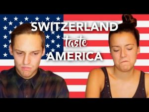 Switzerland taste America