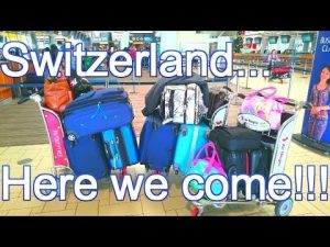 We've Moved to Switzerland!