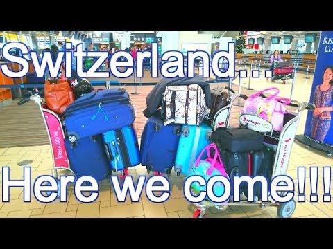 We've Moved to Switzerland!