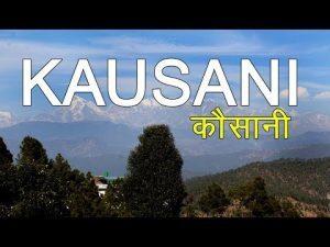 Kausani | switzerland of india | Tea garden | kausani tourism | best p...