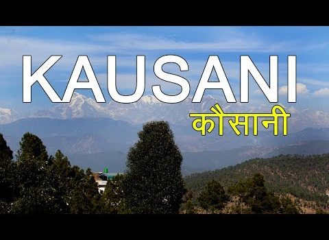 Kausani | switzerland of india | Tea garden | kausani tourism | best p...