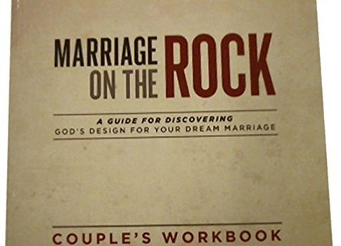 Marriage On The Rock: Couple's Discussion Guide - Marriage On The Rock Couples Discussion Guide 485x350