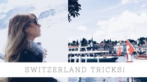 SWITZERLAND ON A BUDGET | Money Saving Tips