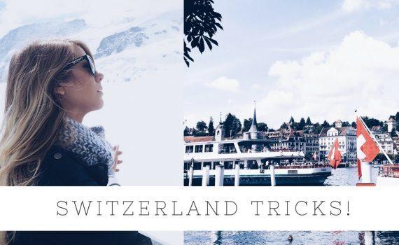 SWITZERLAND ON A BUDGET | Money Saving Tips