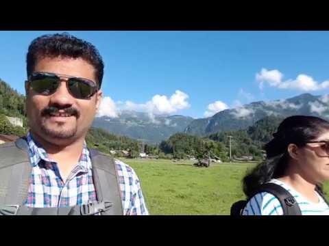 Switzerland I Malayalam travel video I Part 1