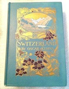 Switzerland;: Its Scenery, History, and Literary Associations, - Switzerland Its Scenery History and Literary Associations 233x300