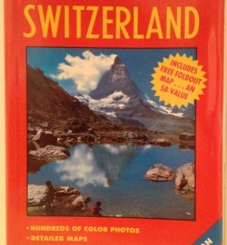 Baedeker Switzerland (BAEDEKER'S SWITZERLAND) - Baedeker Switzerland BAEDEKERS SWITZERLAND 324x350