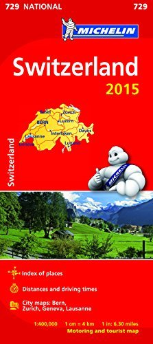 Switzerland Map 2015 - Switzerland Map 2015