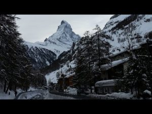 Switzerland Trip January 2018