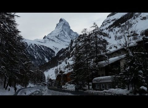 Switzerland Trip January 2018