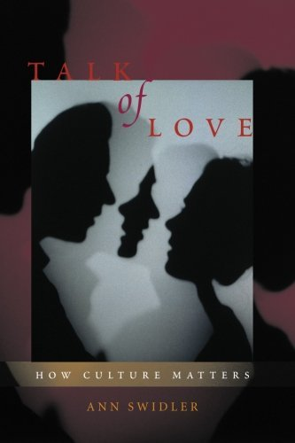 Talk of Love: How Culture Matters - Talk of Love How Culture Matters