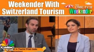 Weekender With Martin Nydegger, Switzerland Tourism | CNBC TV18