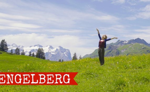 Engelberg   Titlis and Four Lakes Hike (4-Seen-Wanderung)   Obwalden, ...