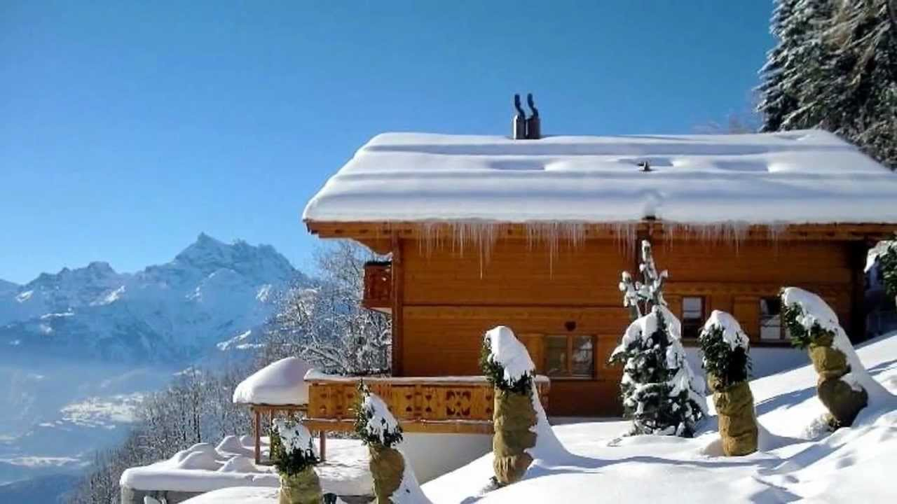 Luxury Chalet For Sale Villars Switzerland