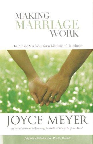 Making Marriage Work - Making Marriage Work