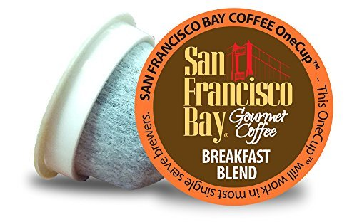 San Francisco Bay OneCup Breakfast Blend (36 Count) Single Serve Coffe... - San Francisco Bay OneCup Breakfast Blend 36 Count Single Serve
