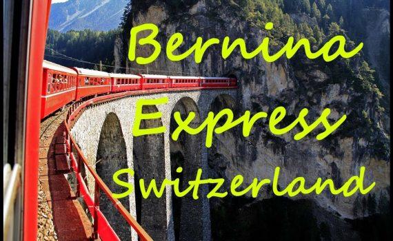 Switzerland Tourism   Bernina Express   Amazing Nature