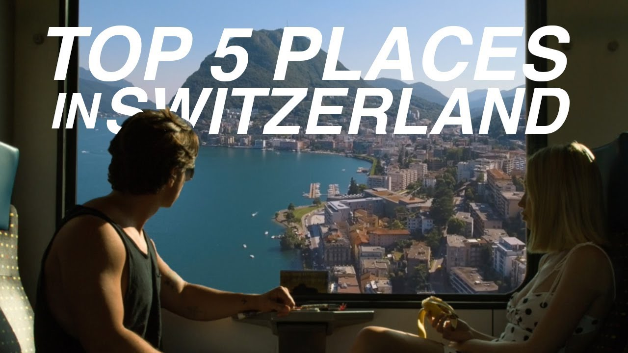 TOP 5 PLACES TO VISIT IN SWITZERLAND - TICINO || Zak Longo & Hannah Ra...
