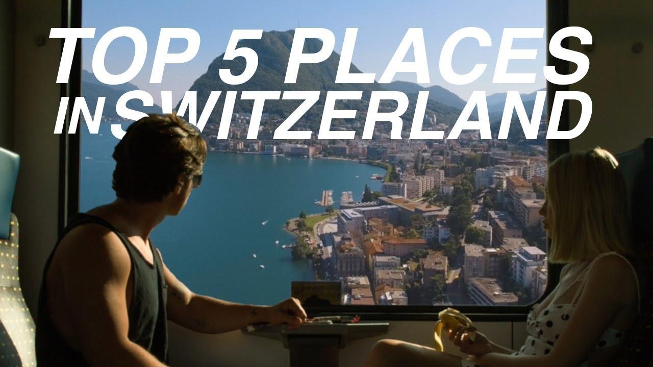 TOP 5 PLACES TO VISIT IN SWITZERLAND - TICINO    Zak Longo & Hannah Ra...