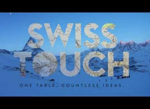 #SwissTouch Samantha Brown & Switzerland Tourism