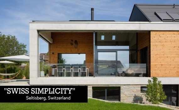 Architecture Spotlight #96 | Swiss Simplicity by WPArch | Seltisberg, ...