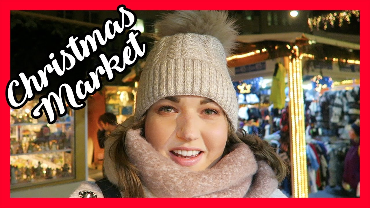 CHRISTMAS MARKETS IN SWITZERLAND! Vlogmas