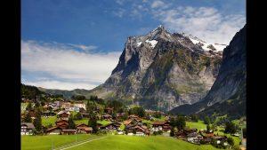 Top Tourist Attractions in the Jungfrau Region (Switzerland)