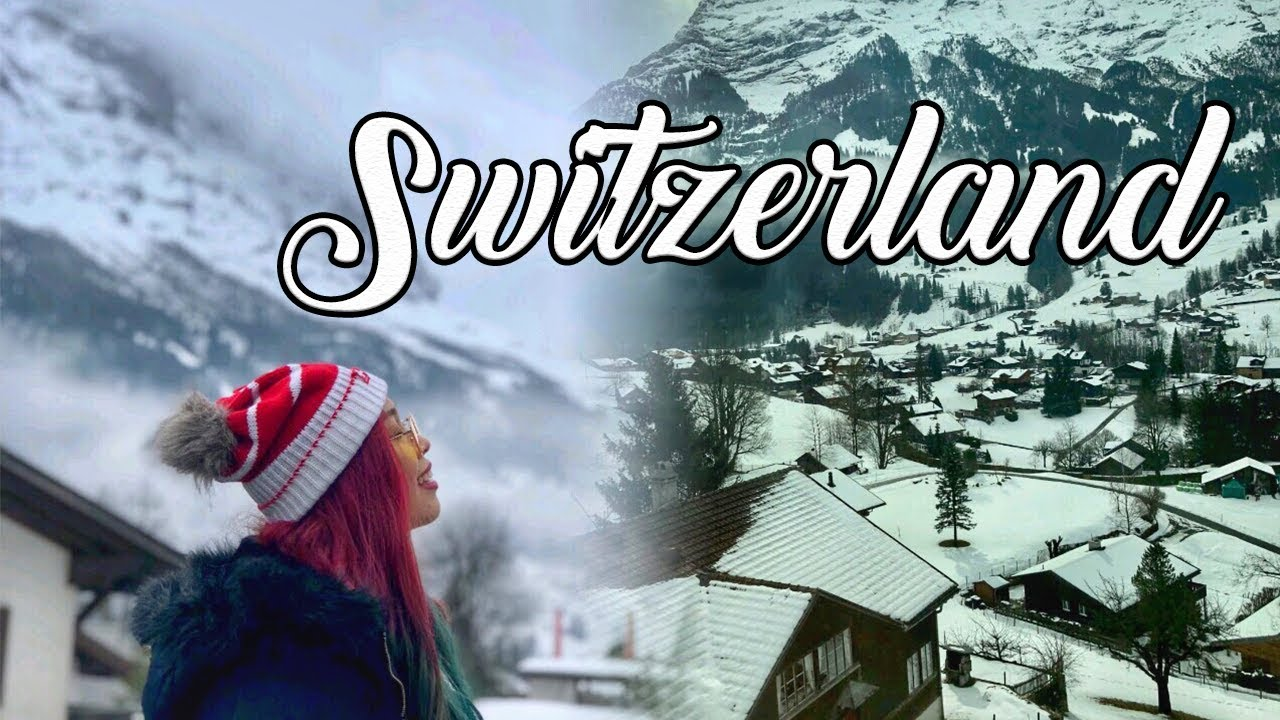 SWITZERLAND Travel Vlog | Zurich, Grindelwald, First Summit, Interla...