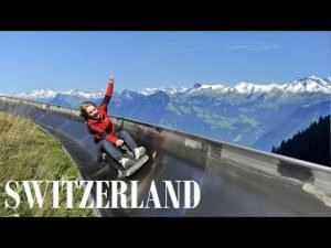 Switzerland Tourist Places | MS Creations