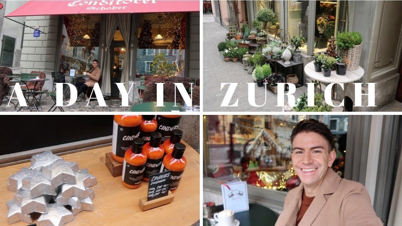 Zurich Switzerland Travel Vlog   Mr Carrington