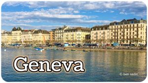 Geneva, Switzerland - travel video Full HD