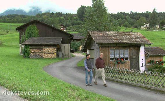 Switzerland's Jungfrau Region: Interlaken and Swiss Military Secre...
