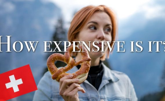 A full day of eating in SWITZERLAND - How expensive is it while travel...