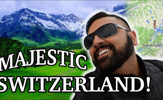 MAJESTIC SWITZERLAND!!! | Food Finds, Pro Travel Tips, and VIEWS!!! SE...