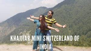 Trip to Khajjiar Mini Switzerland Of India
