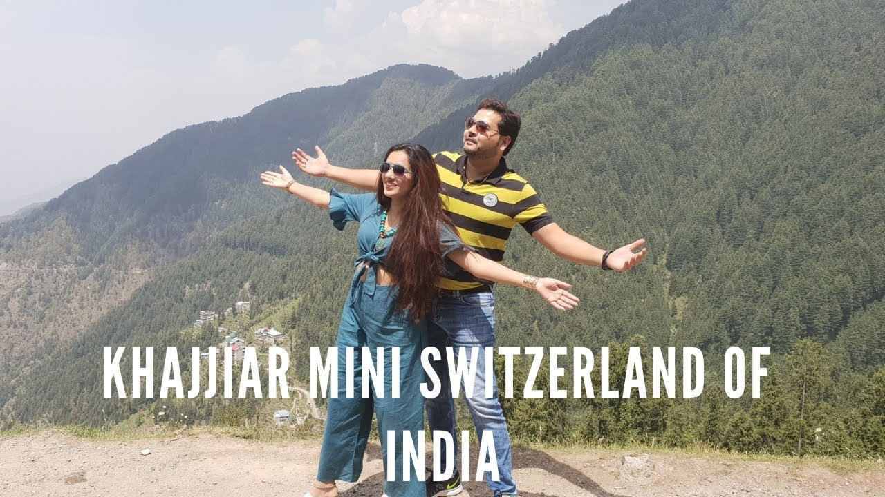 Trip to Khajjiar Mini Switzerland Of India