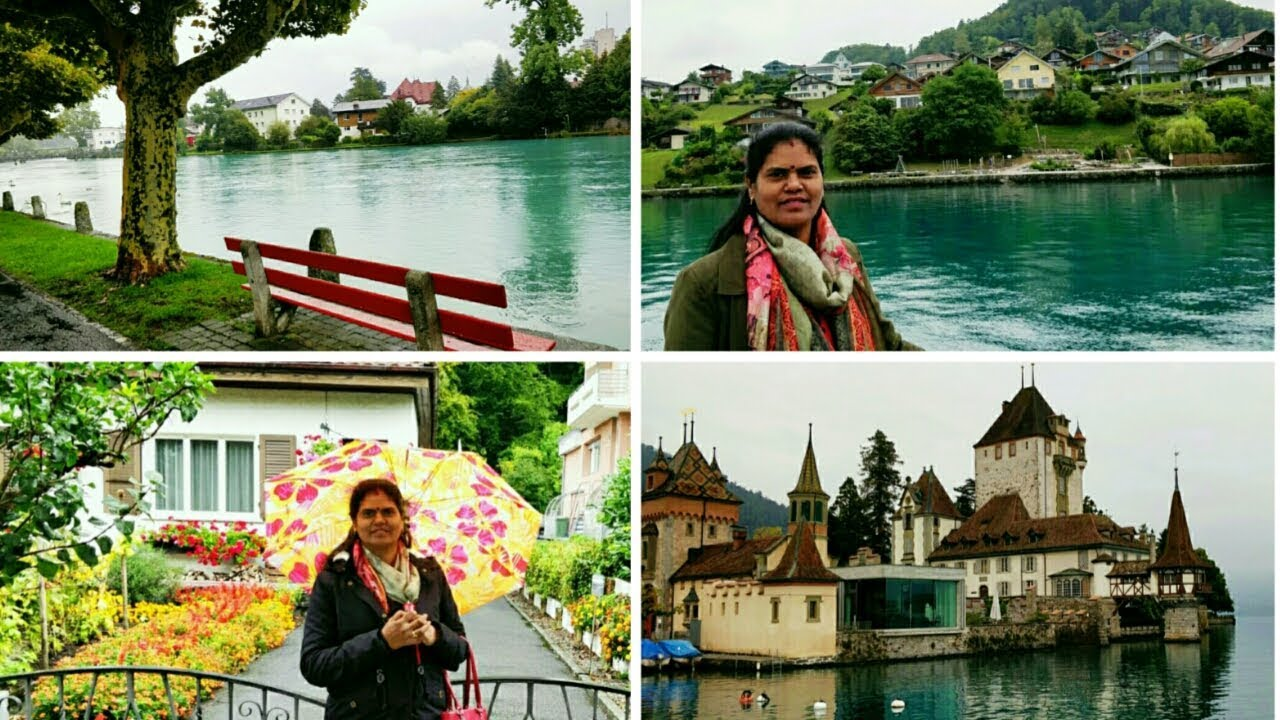 A Holiday Trip In Switzerland In Telugu With English Subtitles | Siri&...