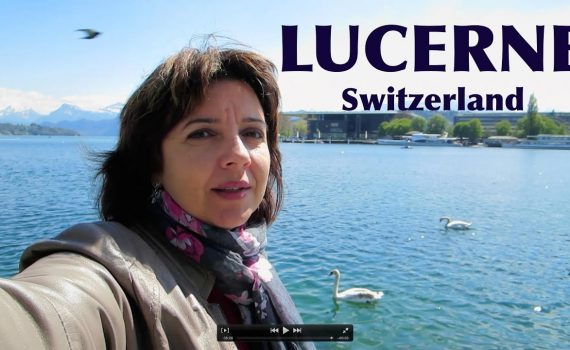 A Walking Tour of Picturesque Lucerne, Switzerland