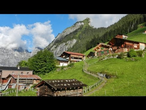 Gimmelwald, Switzerland: Best of the Alps