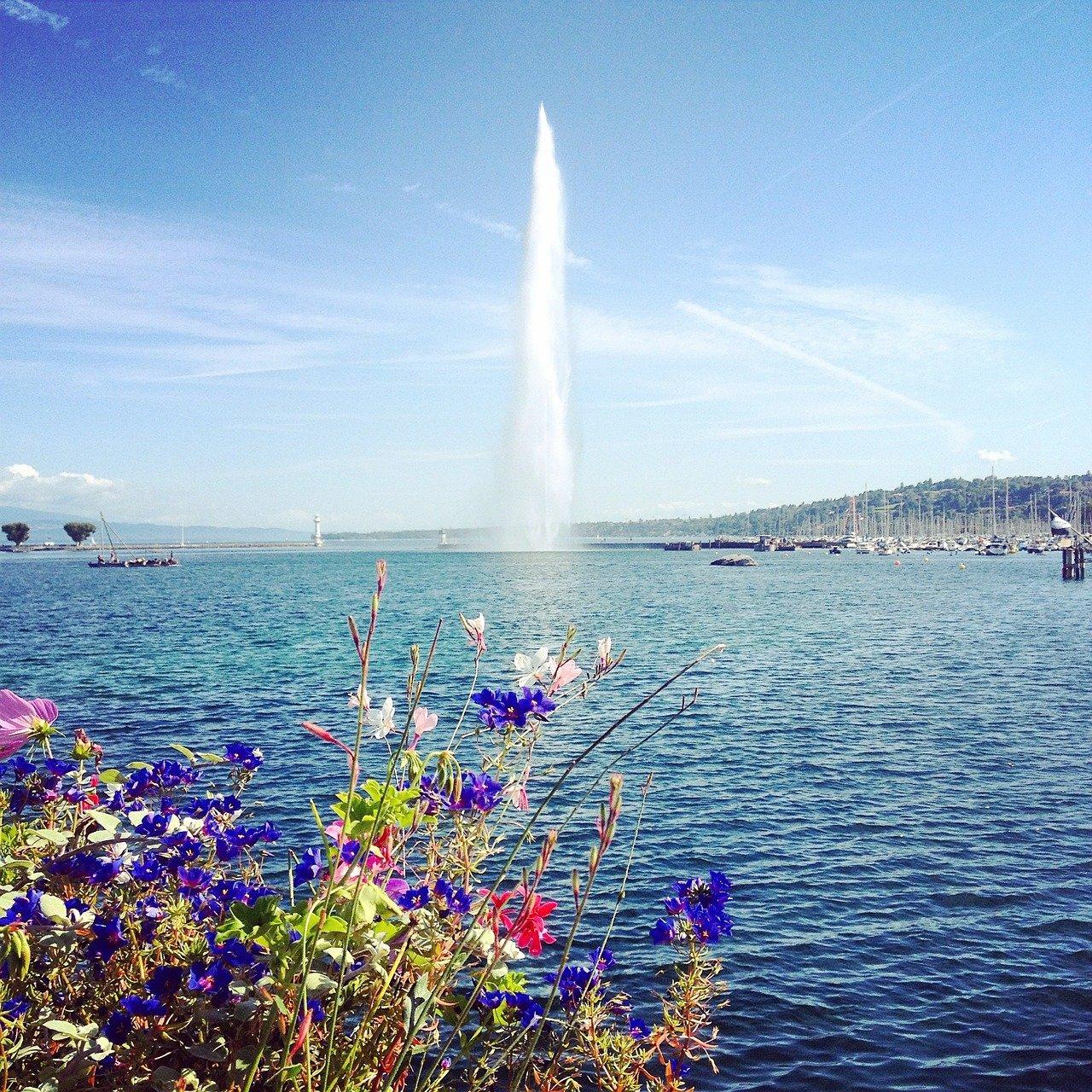 Lake Geneva Water-jet